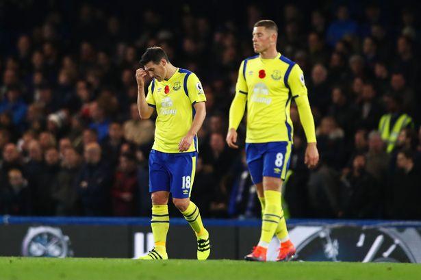 Everton0-5